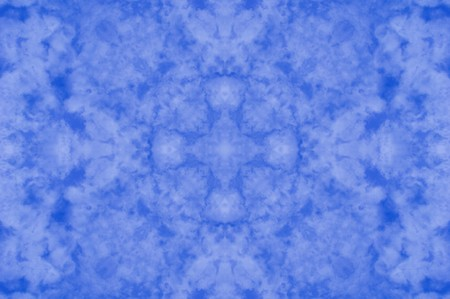 blue art abstract pattern background