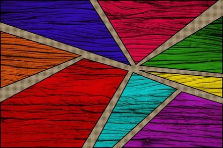 art grunge abstract color illustration background Stock fotó