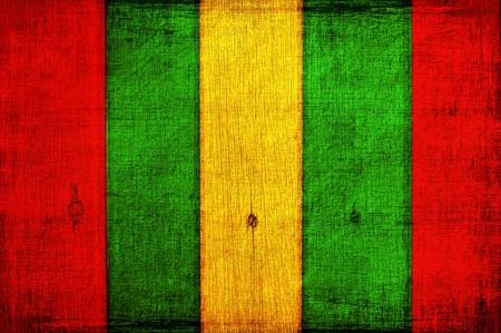 hintergrund gr�n gelb: Kunst Grunge Rot Gr�n Gelb Holz Plank Textur Hintergrund Lizenzfreie Bilder