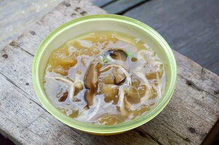 maw: braised fish maw - Thailand healthy food
