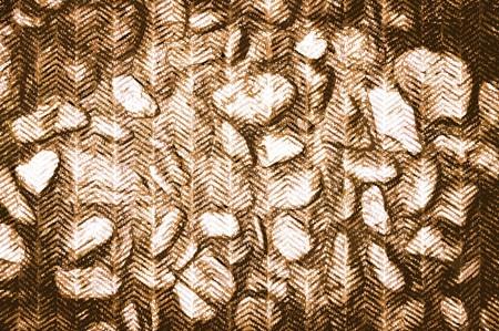 art grunge brown stone abstract texture illustration background 版權商用圖片