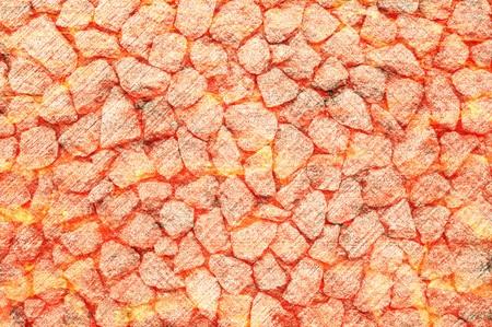 grunge red stone wall pattern illustration background 版權商用圖片