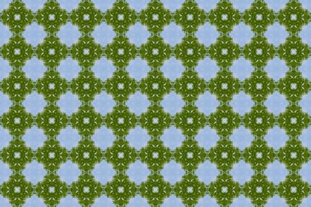 art green abstract pattern illustration background
