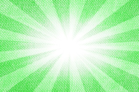 art green rays abstract pattern illustration background