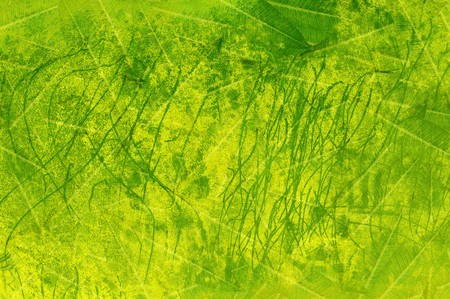 streaked: art grunge green abstract texture illustration background