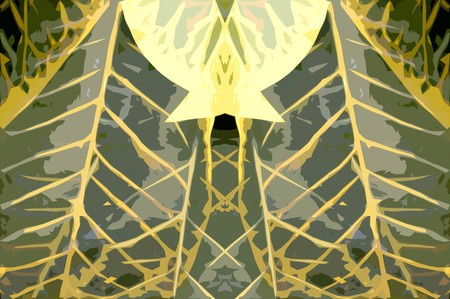 streaked: art abstract pattern illustration background Stock Photo