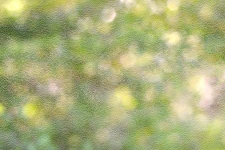 streaked: art grunge green bokeh abstract illustration background Stock Photo