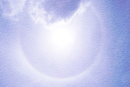 corona: grunge sun corona background Stock Photo