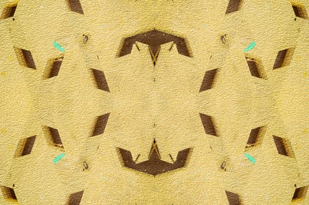 art grunge brown abstract pattern illustration background Stock fotó - 47800500