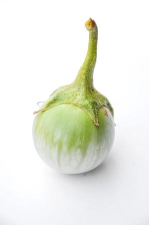 green eggplant Reklamní fotografie