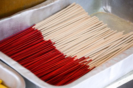 incense sticks: Incense Sticks