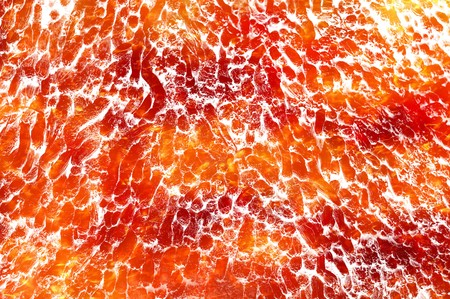 art hot lava fire abstract pattern illustration background Stock fotó - 49459466