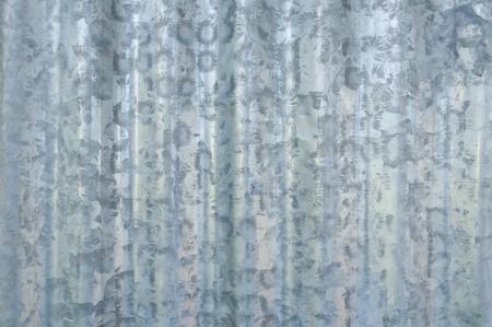 アルミ壁テクスチャ 写真素材