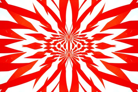 streaked: art red and white color pattern background
