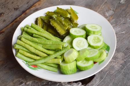 boil: vegetable boil snack