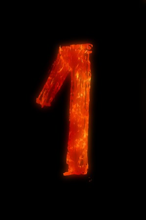 one Fire number