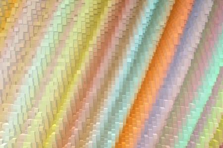 art color blocks pattern illustration background