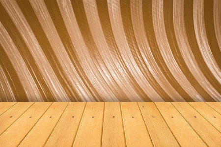 rugged: wood floor and brown illustration background