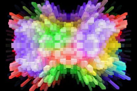 art color pattern illustration background