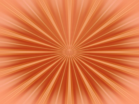 kunst bruine stralen patroon achtergrond