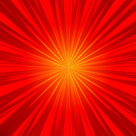art red rays abstract pattern illustration background