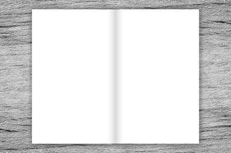 white paper on grunge illustration background Zdjęcie Seryjne