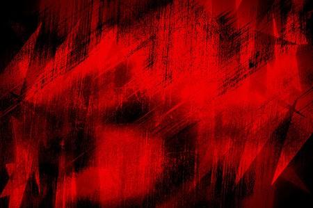 raged: art grunge red abstract pattern illustration background