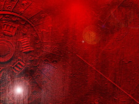 art grunge red abstract pattern illustration background