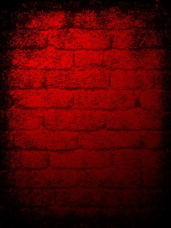 ragged: grunge red ragged background Stock Photo