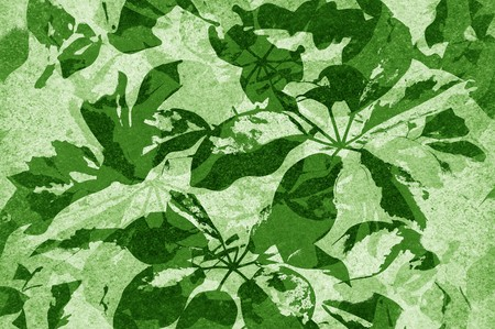 ragged: art grunge green ragged abstract pattern illustration background Stock Photo