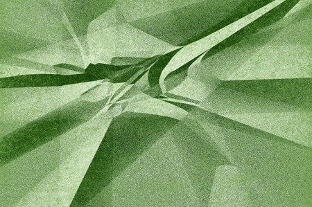 wrinkle: art grunge green abstract texture illustration background