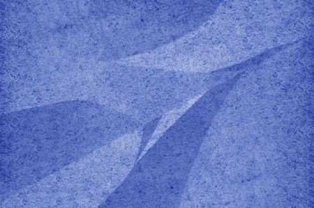 wrinkly: art grunge blue paper abstract texture illustration background Stock Photo