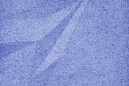 wrinkle: art grunge blue paper abstract texture illustration background Stock Photo