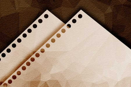 brown paper: art grunge brown paper background