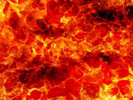 lava: art fire lava pattern illustration background Stock Photo