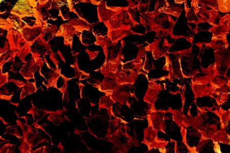 art fire lava abstract pattern illustration background