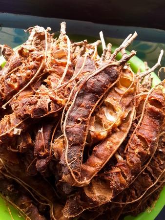 tamarind fruit Stock Photo