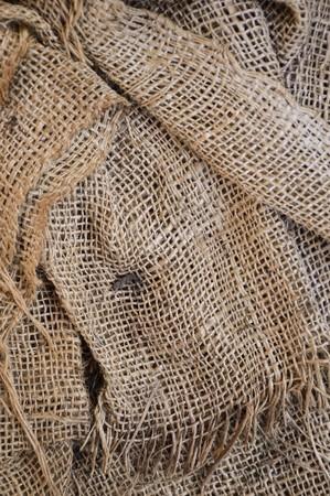 古い布のテクスチャ