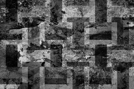 ragged: art grunge ragged abstract pattern illustration background