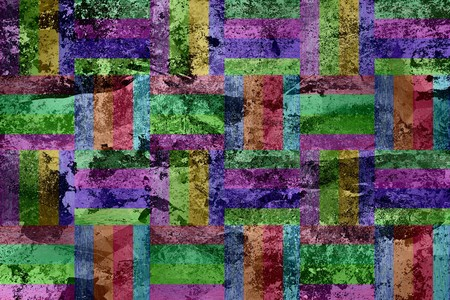 ragged: art grunge color ragged abstract pattern illustration background Stock Photo
