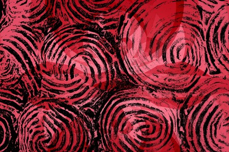 streaked: art grunge red abstract pattern illustration background