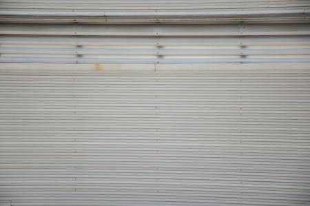 aluminum: aluminum wall texture Stock Photo
