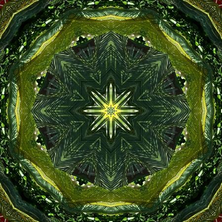 green background: art green pattern background Stock Photo