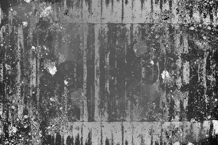 streaked: art grunge black ragged abstract pattern illustration background