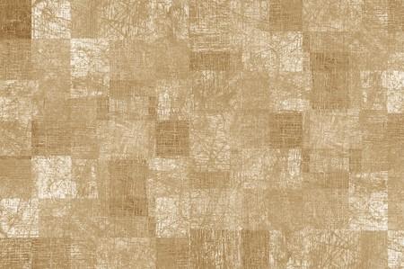 art grunge bruine lawaai abstracte patroon illustratie achtergrond Stockfoto