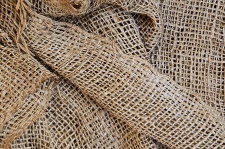 old fabric texture Banco de Imagens