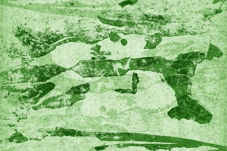 Kunst grunge groene abstracte patroon illustratie achtergrond Stockfoto - 63893485
