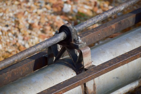 old iron joints