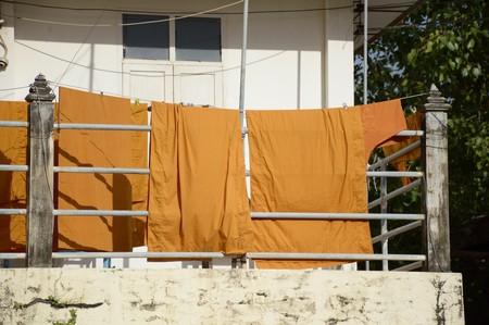 geel gewaad