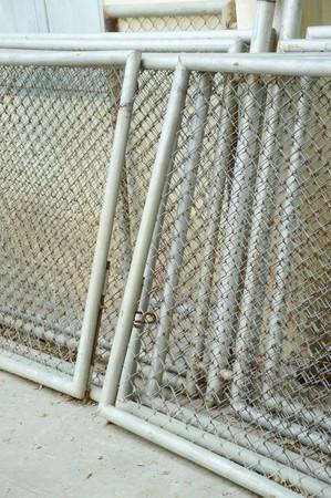 wire net steel